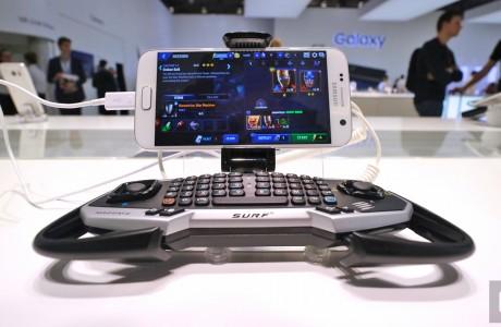 Samsung Galaxy S7'i Oyun Konsoluna Çevirmek İster misiniz?