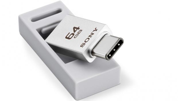 Sony'den Yeni USB Type-C Flash Bellek!