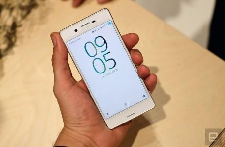 Yeni Sony Xperia X Serisini Tanıttı
