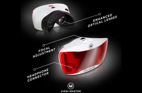Yeni Tasarım VR View-Master DLX