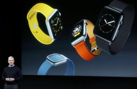 Renkli Kordonuyla yeni Apple Watch!