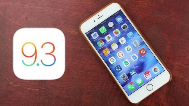 iOS 9.3 Güncellemesi Geldi!