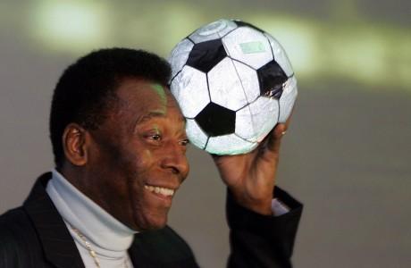 Futbol Efsanesi Pele Samsung ile Davalık Oldu!