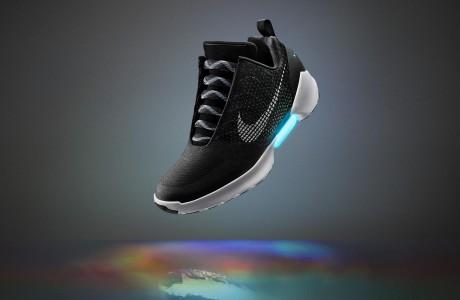 Otomatik Bağcıklı Nike Satışa Hazır