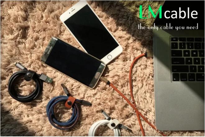 Tüm Taşınabilir Cihazlar için Bir Kablo