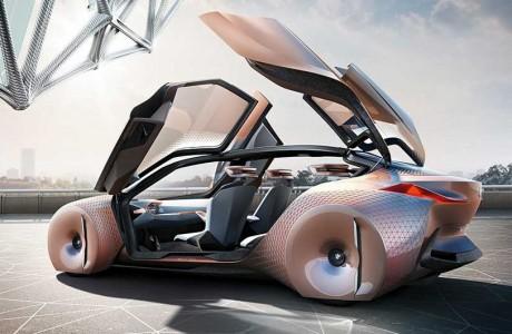 BMW Vision Next 100 Konsept Otomobili