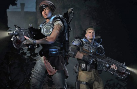 Gears of Wars 4 Multiplayer Beta 18 Nisan'da