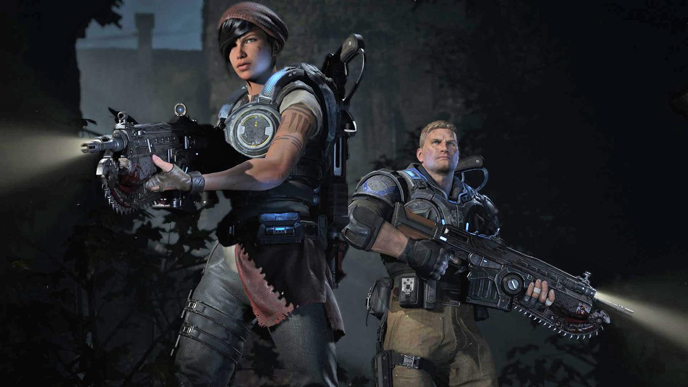 Gears of Wars 4 Multiplayer Beta 18 Nisan'da