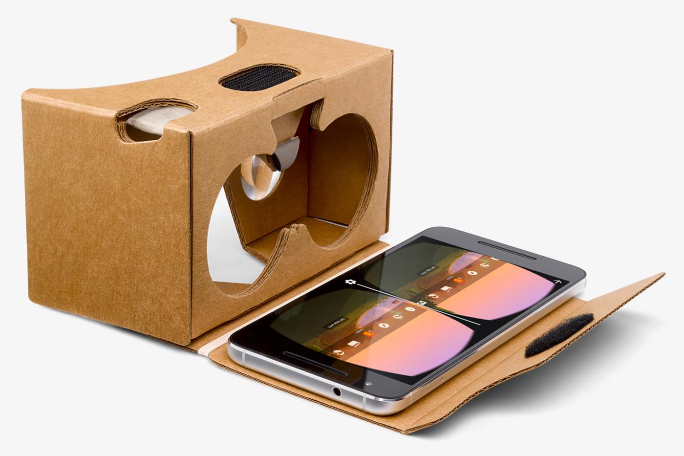 Google Karton VR izleyicileri Satmaya Başladı