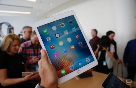 256GB Seçeneği ile 9.7-inç iPad Pro!