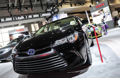 2017'de Toyota Satın Almanız için Bir Başka Neden