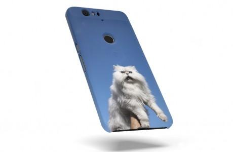 Google Canlı Kılıf Nexus 6P ve 5X Sahipleri Şaşıracaksınız