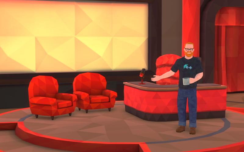 The FOO Show ilk VR Talk Show
