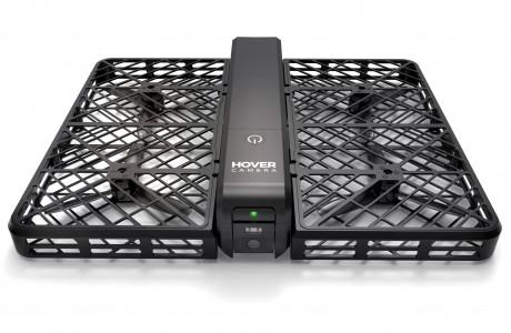 En Güvenli Drone: Hover Kamera Güvenli ve Katlanabilir!