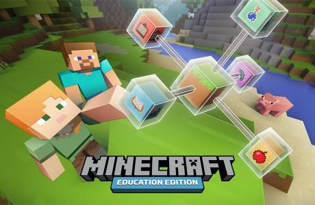 Minecraft Eğitim Sürümü Haziran Ayında Geliyor