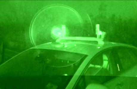 Otonom Araçlar Gece Sürüşünde Nasıl?
