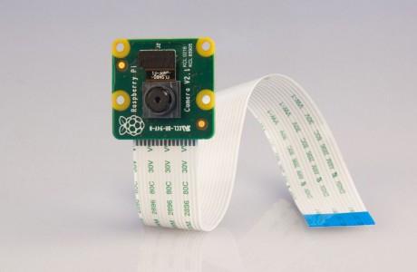 Raspberry Pi 8 Megapiksel Sony Kamera Güncellemesi