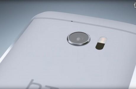 Yeni HTC 10 ilk Tanıtım Videosu Sızdı!