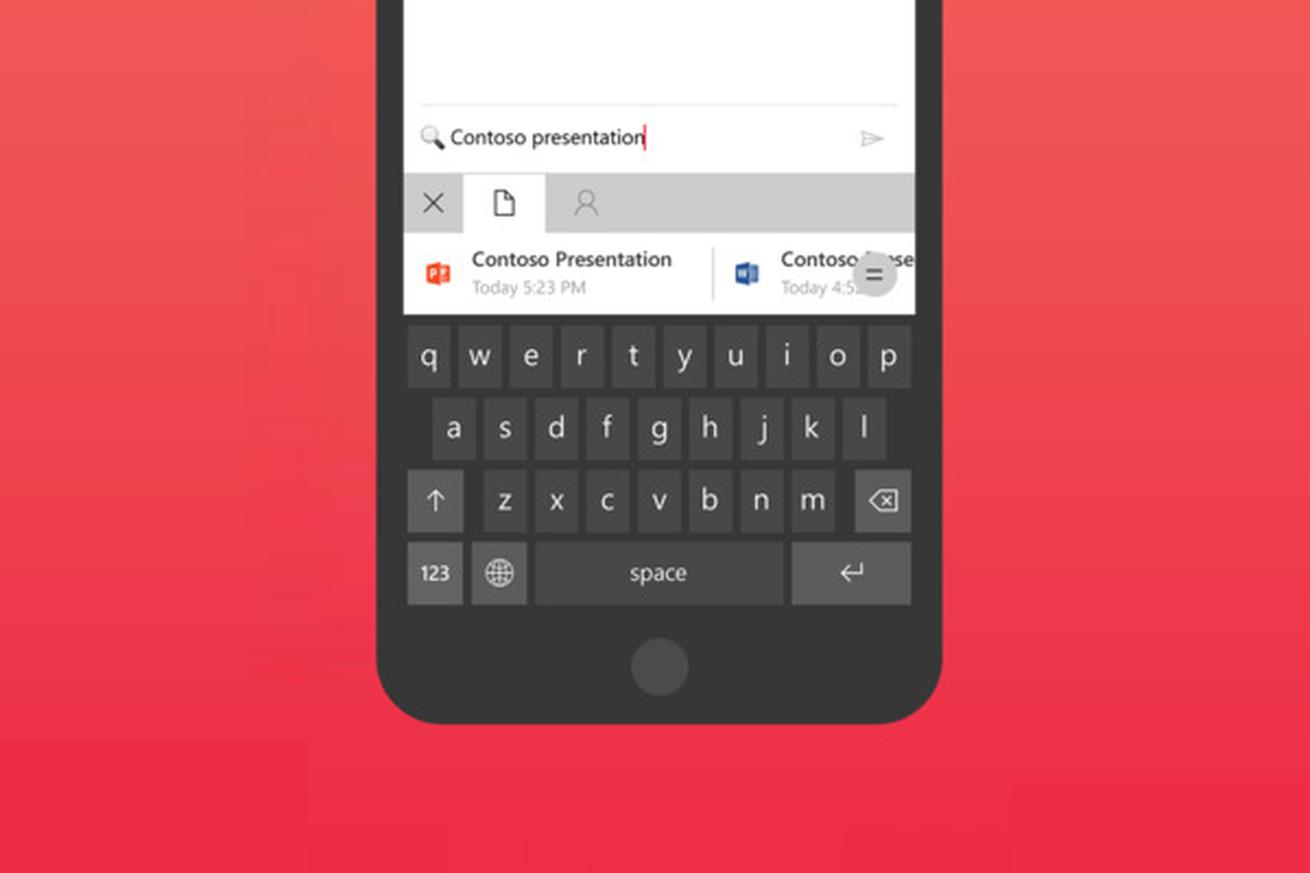 Microsoft Klavye iOS için Hazır! Microsoft Hub Keyboard