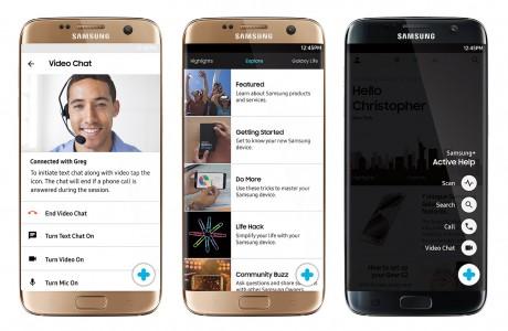 Samsung+ Assist Özelliği ile S7 Problemleri Uzaktan Çözülecek