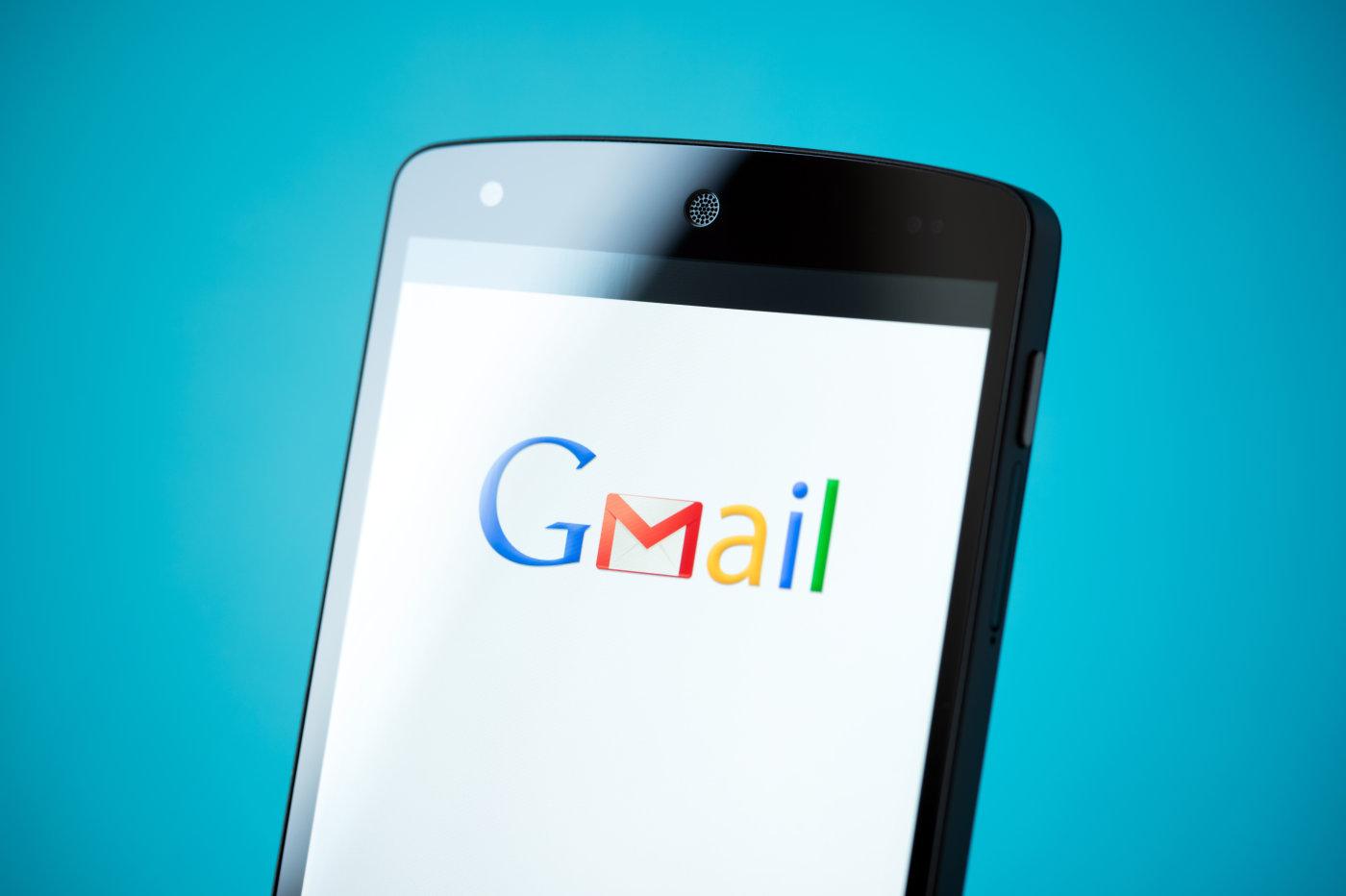Gmail Android Exchange Desteğine Kavuştu
