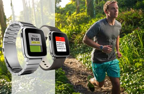 Pebble Watch artık çok daha iyi Fitness Tracker