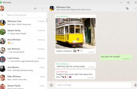 WhatsApp Windows ve OS X Masaüstü Uygulaması