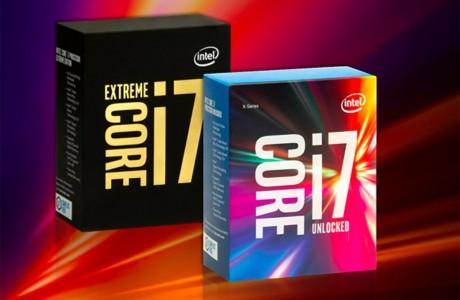10-Core i7 Extreme Edition: Intel'in ilk 10 Çekirdekli Masaüstü İşlemcisi