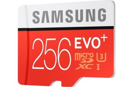 Samsung 256GB MicroSD Kart ile 12 Saat 4K Video