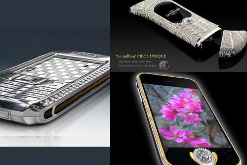 Dünyanın En pahalı 11 Telefonu