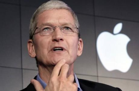 Apple CEO'sundan Başsağlığı Mesajı