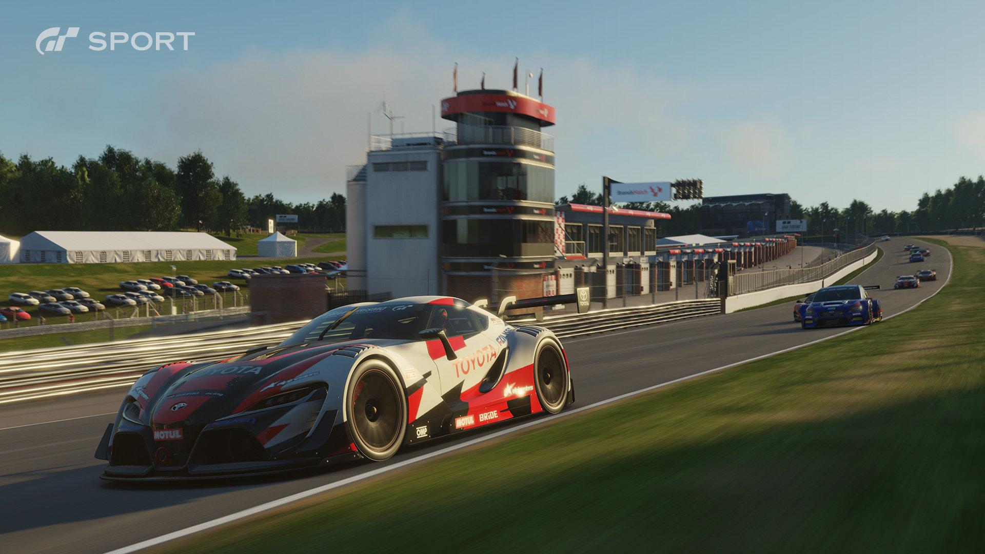 PS4 Gran Turismo Sport Yarışları 15 Kasım'da