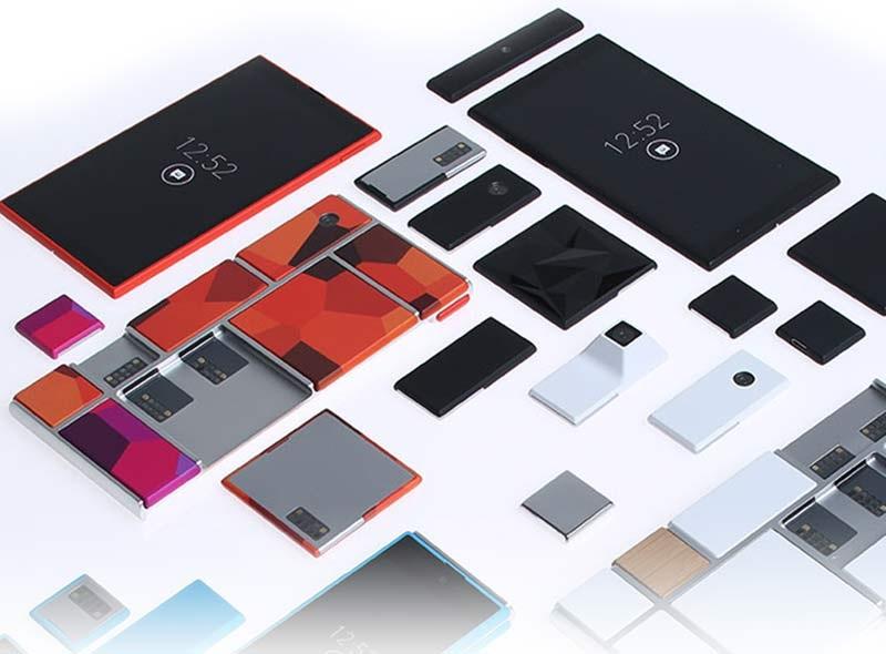 Google Project Ara LG'yi Modüler Telefon Konusunda Haklı Çıkardı!