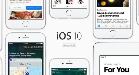 Apple iOS 10 Özellikleri Nelerdir?