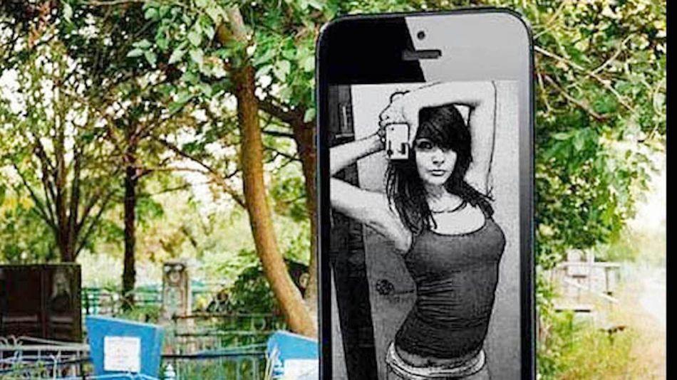 iPhone Mezar Taşı,Bir iç karartıcı Fantezi!