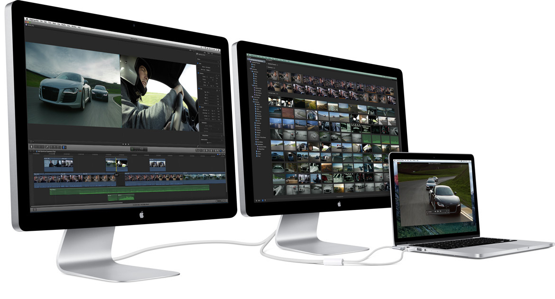 Entegre Grafik Kartlı Apple 5K Ekran Yakında Geliyor