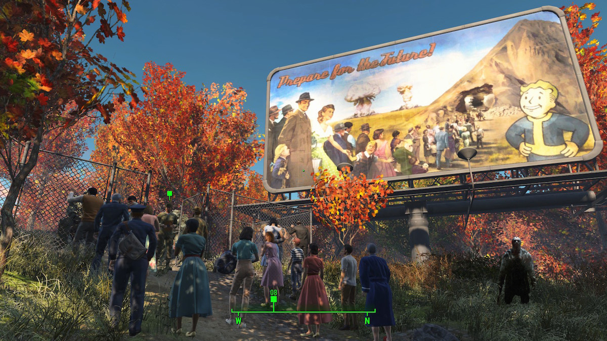 Fallout 4 VR Desteği Geliyor