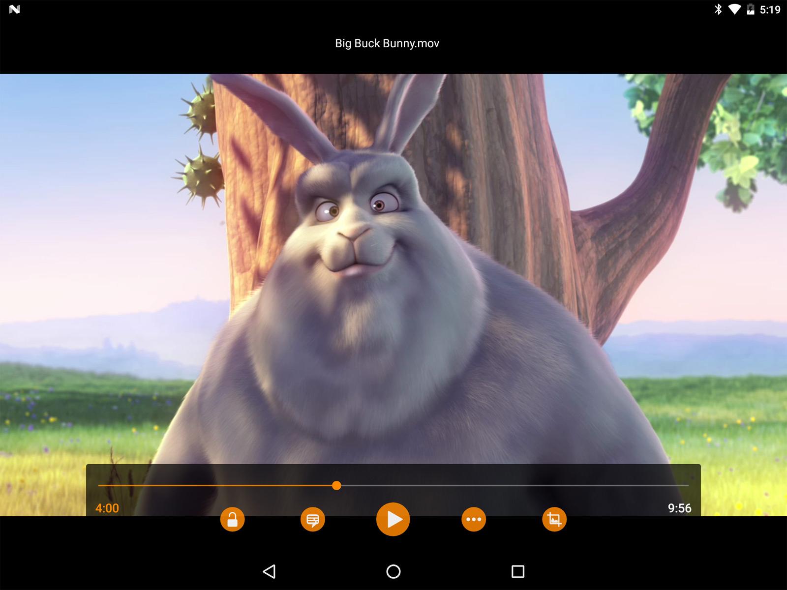Android VLC 2.0 Şimdi Çok Daha Hızlı ve Tablet Dostu.