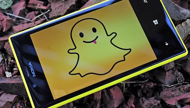 Windows Phone'a Snapchat Geliyor!