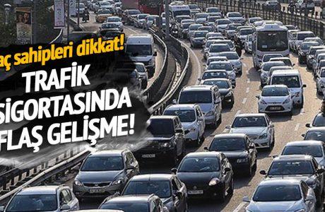 Trafik Sigortası Prim İadesi 31 Temmuz'da Başlıyor