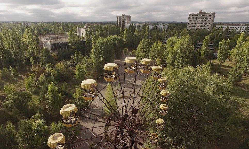 Çernobil Arazisi Yenilenebilir Enerji Çiftliği Olabilir!