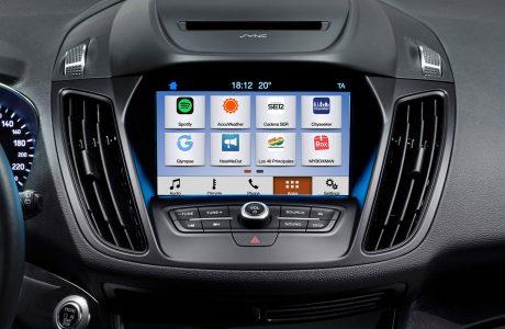 Tüm 2017 Ford Araçları CarPlay ve Android Auto Desteği ile Gelecek