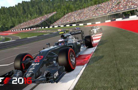 Online F1 Liginin ilk Temeli Atıldı! 22 Online Oyuncu Destekli F1 2016 MultiPlayer