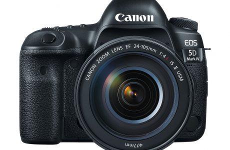 Canon EOS 5D Mark IV 30.4 Megapiksel ve 4K Video