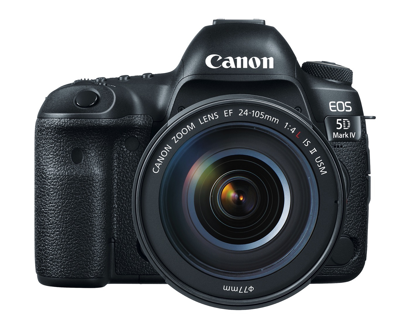 Canon EOS 5D Mark IV 30.4 Megapiksel ve 4K Video