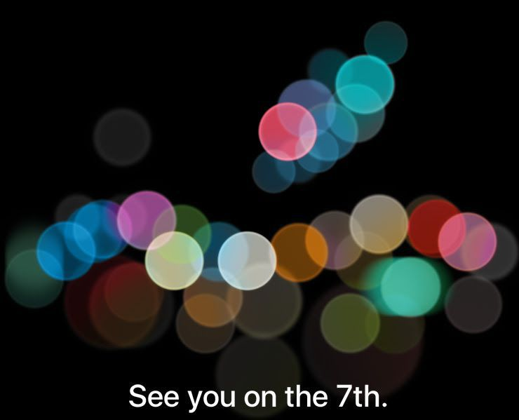 iPhone 7 Tarihi Kesinleşti,Apple Etkinlik Tarihini Açıkladı