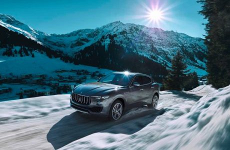 Maserati Levante Türkiye'de Teslimata Başladı!