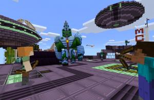 MineCraft 18 Ekim'de Güncelleme ve VR Eklentileri Yayınlayacak