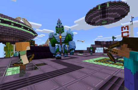 MineCraft Güncelleme ve VR Eklentileri 18 Ekim'de Yayınlayacak