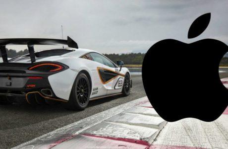 Apple McLaren'i Satın Almak için Pazarlık Masasında!